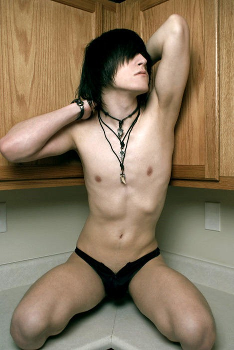 naked emo guys Hot