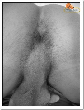 Boy Zoom black & white