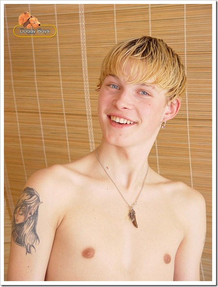 Happy boy-model Algis 59