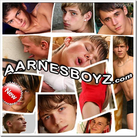 new site with teenboys - Aarnes Boyz