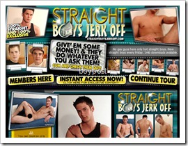 StraightBoysJerkOff