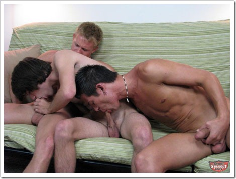 Broke Straight Boys – Kyler, Zach and Preston