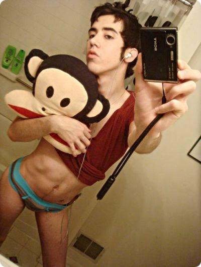 from Keagan free gay self pics