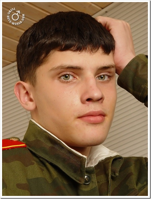 Russian teen boy model from TBW