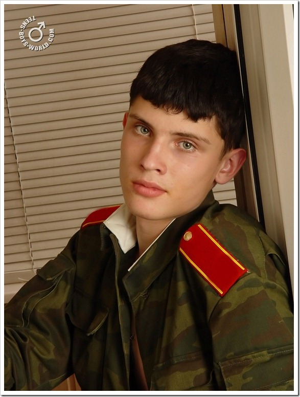 Russian teen boy model from TBW 102