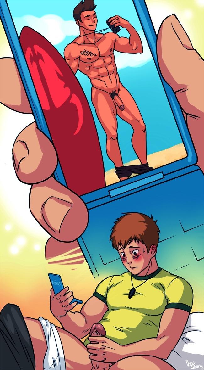 gay porn cartoons