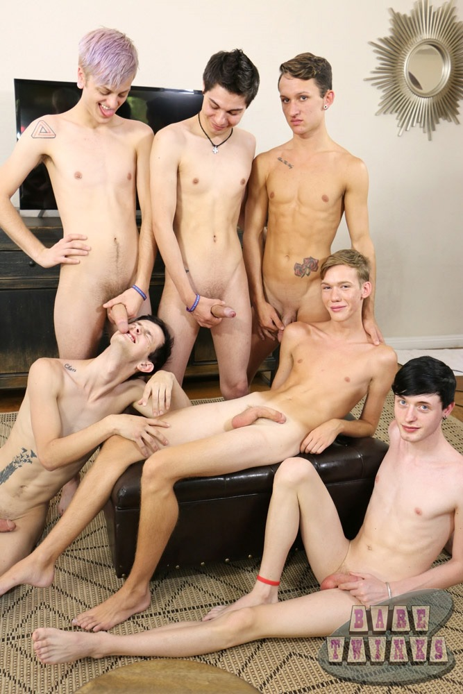 Big ass in dress