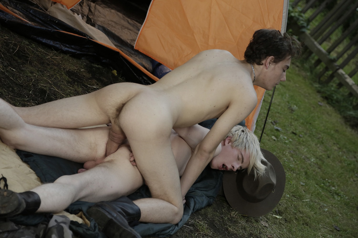 Fucking At Teen Camp
