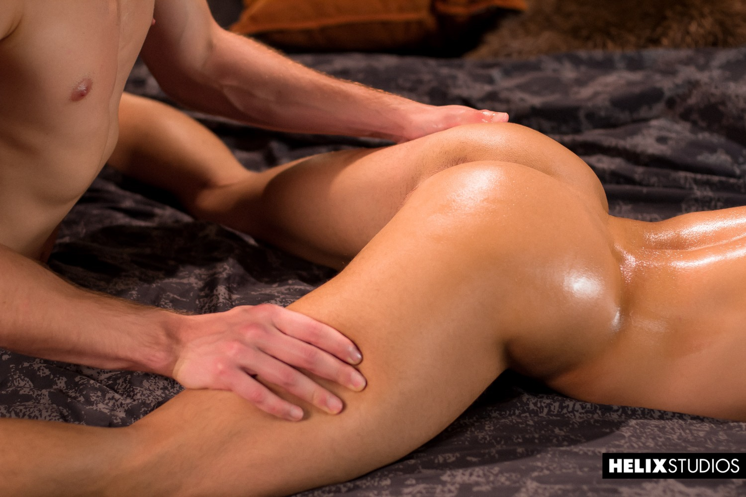 Ass boys massage gay collin exposes the 6