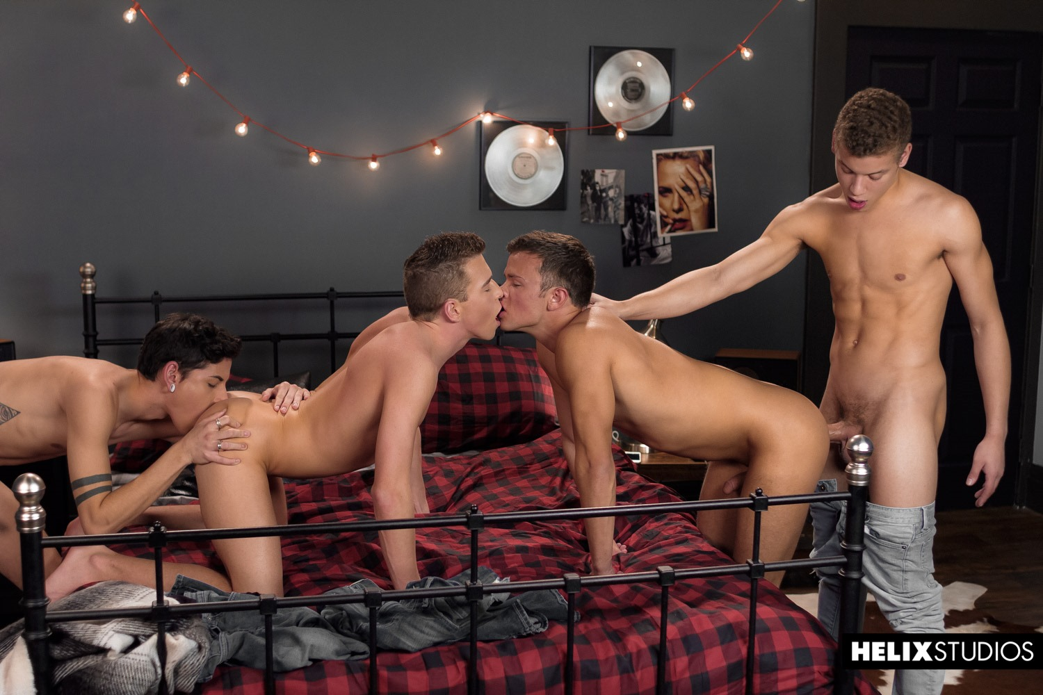 Twink Orgy
