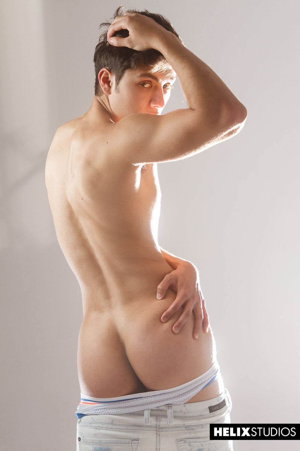nude cock lovely boy