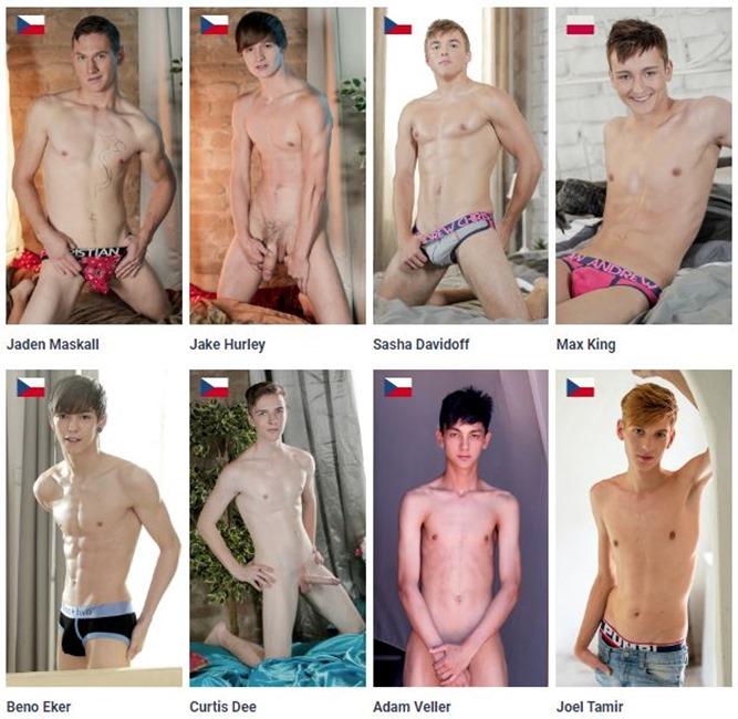 Staxus-gay-models