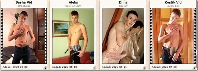 Alex-Boys